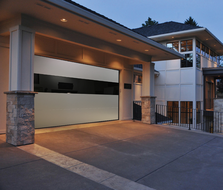 Role Of Garage Door In Garage Design: Give Aesthetic Look To Your Modern