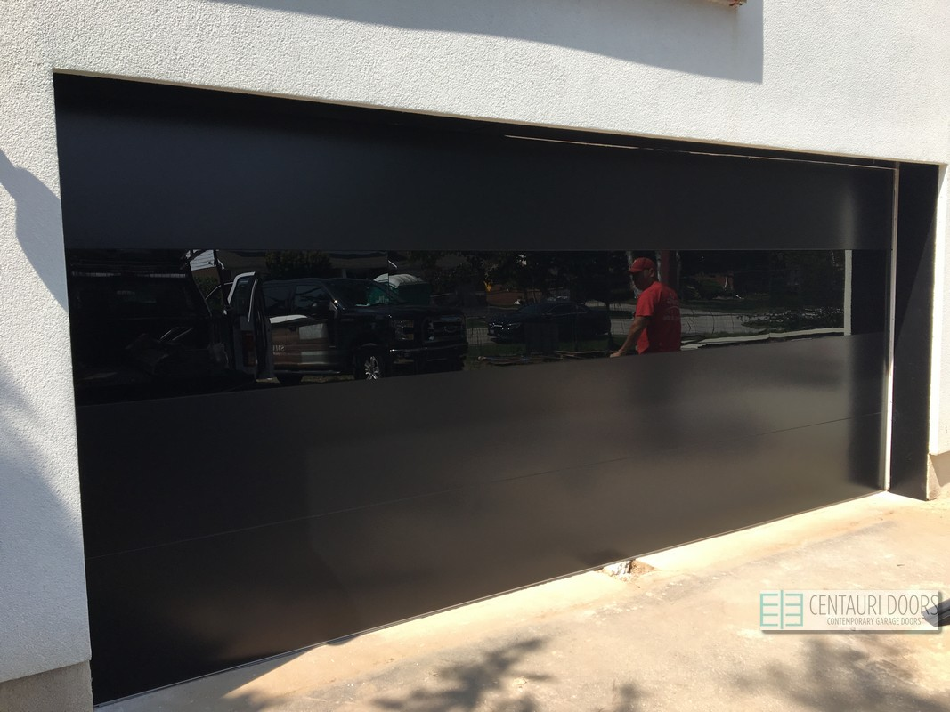 Flush Garage Doors At Oakville