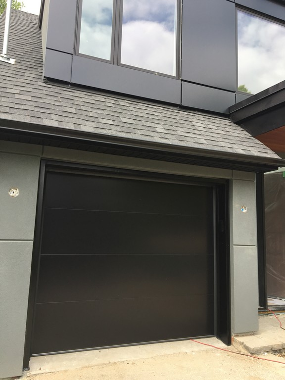 Centauri Garage Doors | Modern, Smooth, Frameless Glass Garage Doors