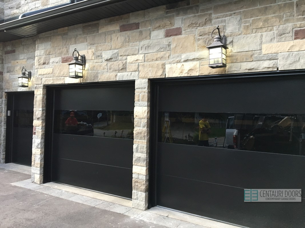 Flush Garage Door