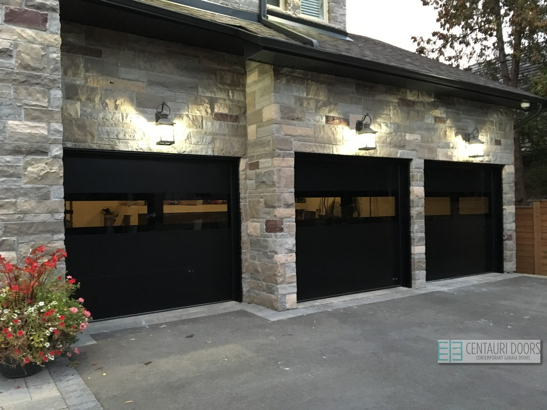 Smooth Garage Doors