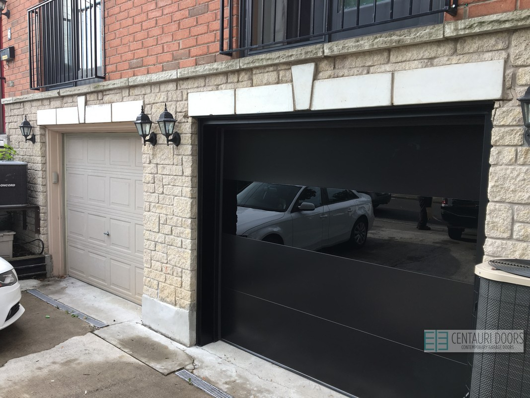 February 5 2018 By isaac & Modern Garage Doors At Toronto
