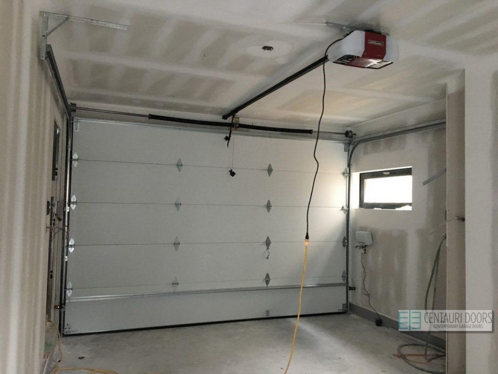 History Of Modern Garage Door Modern Garage Pro Centauri Doors