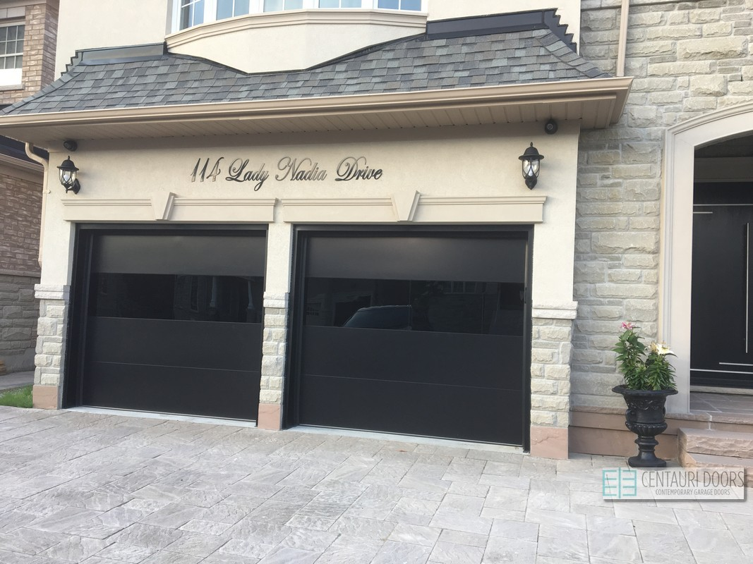 modern garage doors. Modern Garage Doors Maple 05
