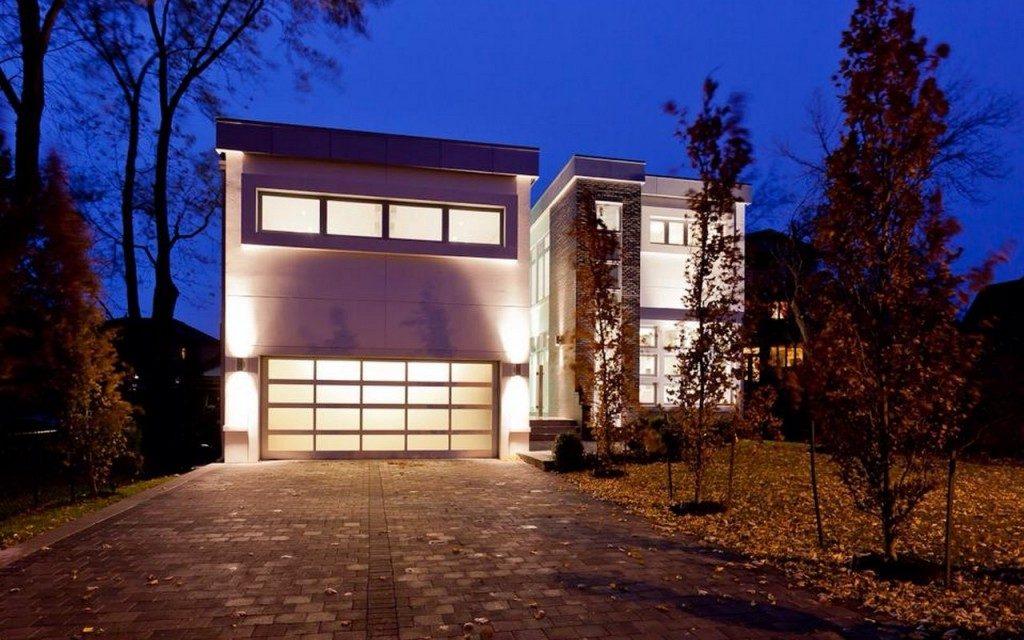 Modern Age Garage Door